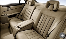 Business-Class Limousine hire