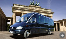 luxury minibus rental germany hire luxury vans with. Black Bedroom Furniture Sets. Home Design Ideas