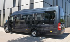 luxury van luxury minibus vip sprinter jet van. Black Bedroom Furniture Sets. Home Design Ideas