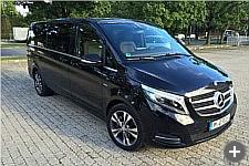 VIP Van hire